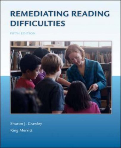Remediating Reading Difficulties  5th 2009 (Revised) edition cover