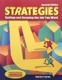 Strategies Getting and Keeping the Job You Want 2nd 2003 (Student Manual, Study Guide, etc.) edition cover