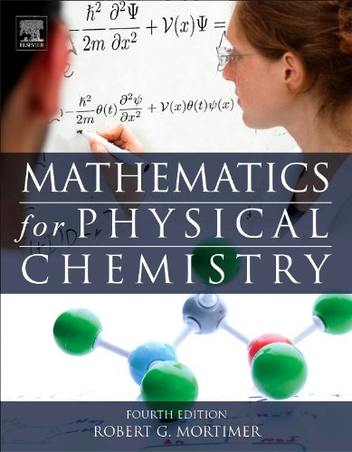 Mathematics for Physical Chemistry  4th 2013 edition cover