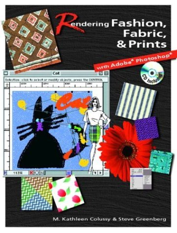 Rendering Fashion, Fabric, and Prints with Adobe Photoshop 7   2005 edition cover