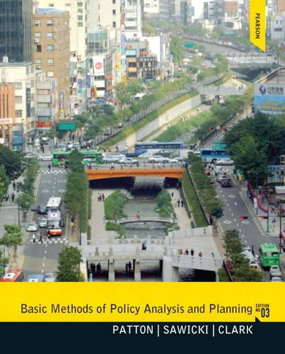 Basic Methods of Policy Analysis and Planning  3rd 2012 (Revised) edition cover