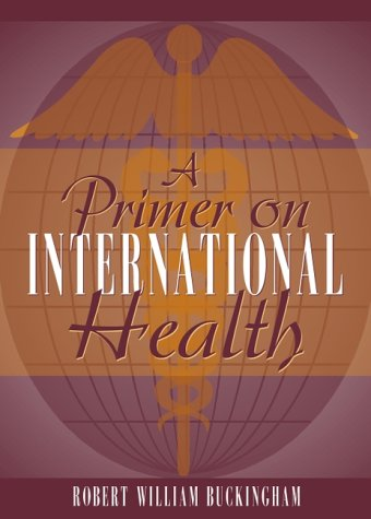 Primer on International Health   2001 edition cover