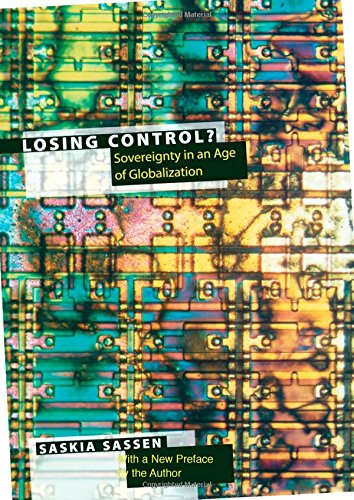 Losing Control? Sovereignty in the Age of Globalization  2014 9780231106092 Front Cover