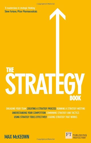 Strategy Book   2012 edition cover