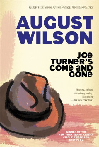 Joe Turner's Come and Gone  N/A edition cover