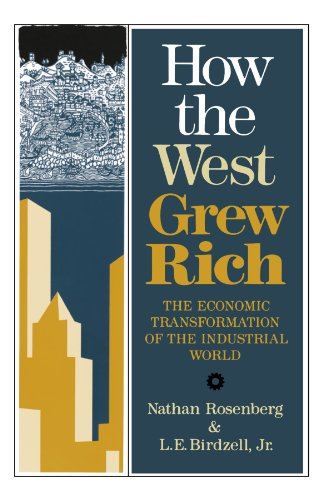 How the West Grew Rich The Economic Transformation of the Industrial World  1986 edition cover