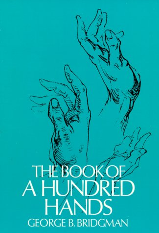 Book of a Hundred Hands   1971 (Reprint) edition cover