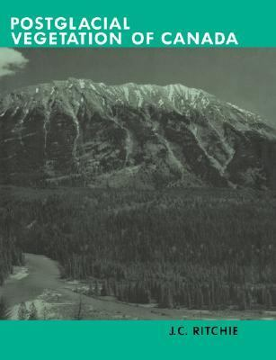 Post-Glacial Vegetation of Canada   2003 9780521544092 Front Cover