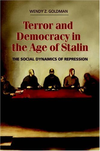 Terror and Democracy in the Age of Stalin The Social Dynamics of Repression  2007 edition cover