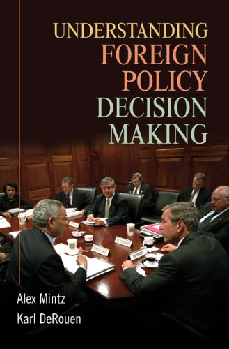 Understanding Foreign Policy Decision Making   2009 edition cover