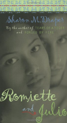 Romiette and Julio   2001 edition cover