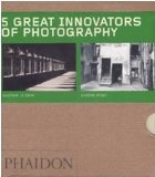 Five Great Innovators of Photography  N/A edition cover