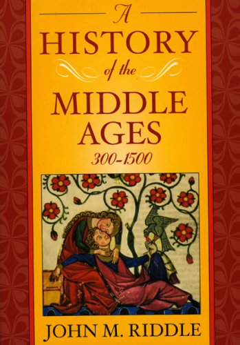 History of the Middle Ages, 300-1500   2008 edition cover