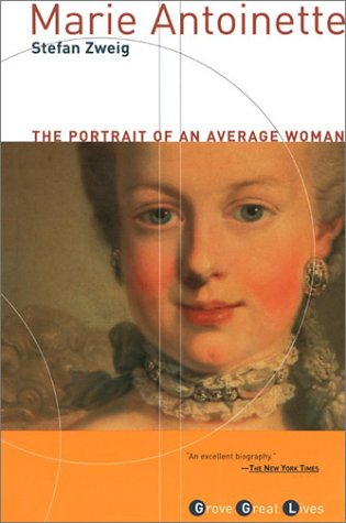 Marie Antoinette The Portrait of an Average Woman  2002 edition cover