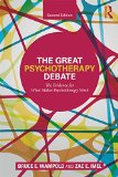 Great Psychotherapy Debate  2nd 2015 (Revised) edition cover