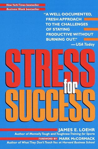 Stress for Success  N/A edition cover