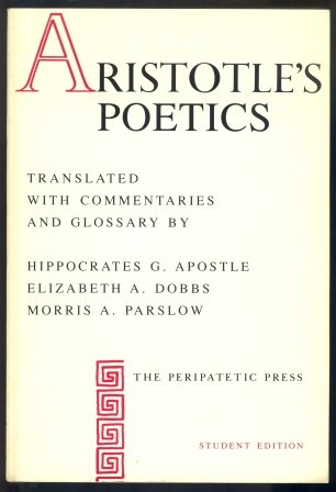 Poetics  N/A edition cover