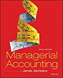 Managerial Accounting:   2015 9781118978092 Front Cover