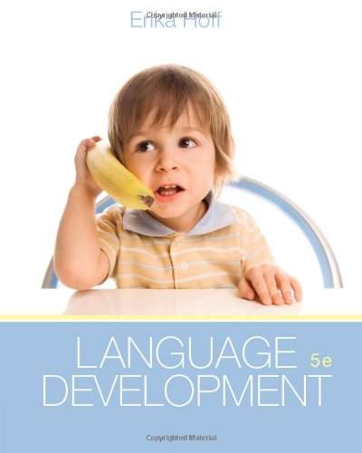 Language Development  5th 2014 (Revised) 9781133939092 Front Cover