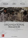 ORGANIZATIONAL BEHAVIOR                 N/A 9781259545092 Front Cover