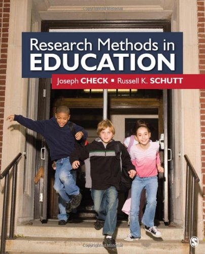 Research Methods in Education   2012 edition cover
