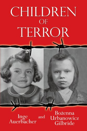 Children of Terror  N/A edition cover