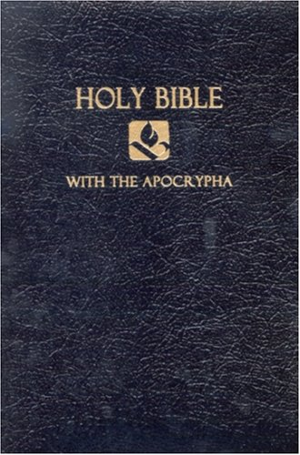 Gift and Award Bible-NRSV-Apocrypha  N/A edition cover