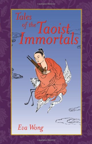 Tales of the Taoist Immortals   2001 edition cover