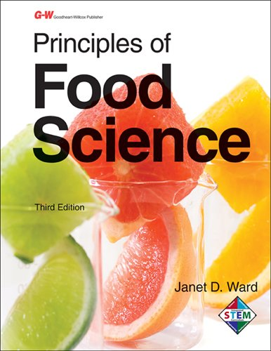 Principles of Food Science  3rd 2012 edition cover