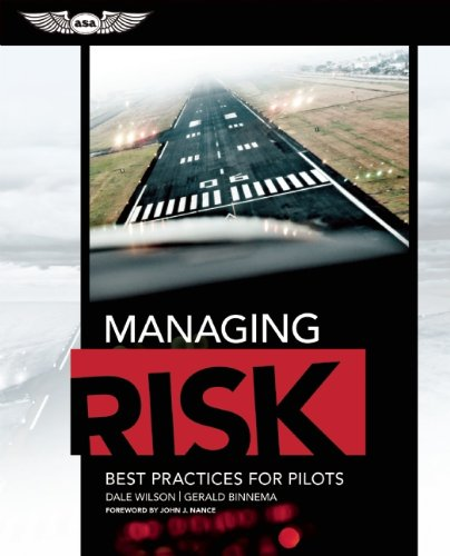 Managing Risk: Best Practices for Pilots  N/A edition cover