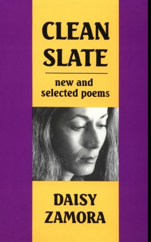 Clean Slate New and Selected Poems  1993 edition cover