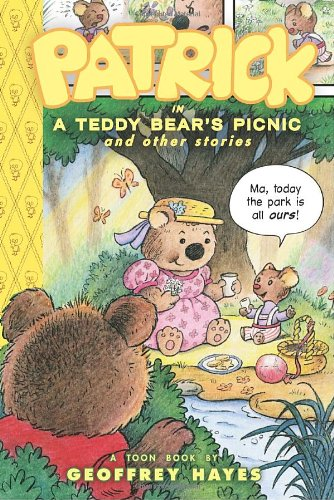 Patrick in a Teddy Bear's Picnic and Other Stories   2011 9781935179092 Front Cover