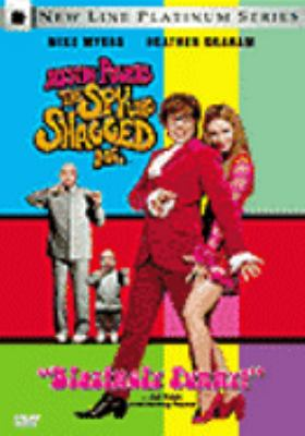 Austin Powers: The Spy Who Shagged Me System.Collections.Generic.List`1[System.String] artwork