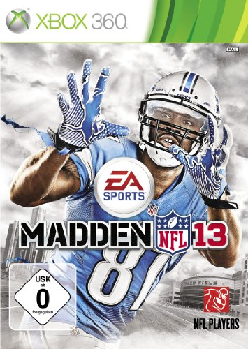 Madden NFL 13 Xbox 360 artwork