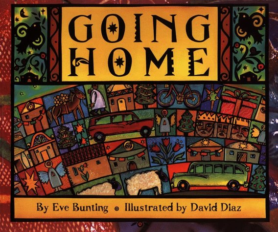Going Home   1999 edition cover