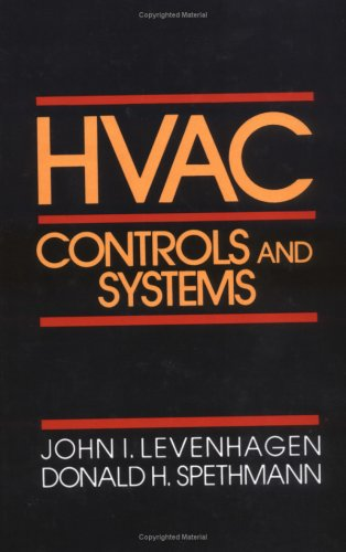 HVAC Controls and Systems   1993 edition cover