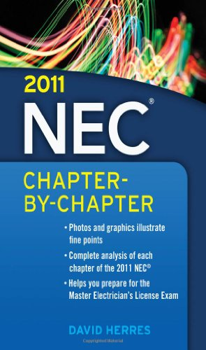 National Electrical Code Chapter-by-Chapter 2011   2012 edition cover