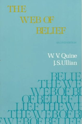 Web of Belief  2nd 1978 (Revised) edition cover