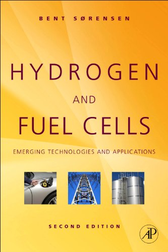 Hydrogen and Fuel Cells Emerging Technologies and Applications 2nd 2012 edition cover