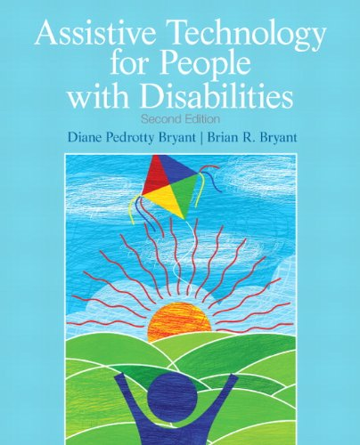 Assistive Technology for People with Disabilities  2nd 2012 edition cover