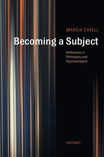 Becoming a Subject Reflections in Philosophy and Psychoanalysis  2008 edition cover