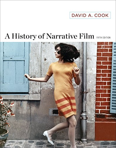 A History of Narrative Film:   2016 9780393920093 Front Cover