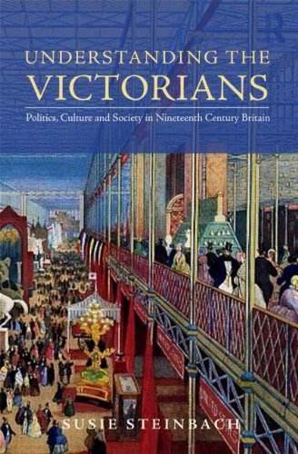 Understanding the Victorians Politics, Culture and Society in Nineteenth-Century Britain  2012 edition cover