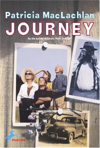 Journey   1993 9780440408093 Front Cover