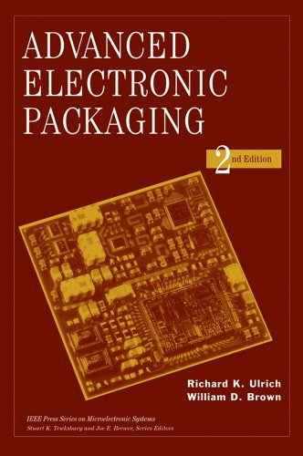 Advanced Electronic Packaging  2nd 2006 (Revised) edition cover