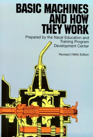 Basic Machines and How They Work   1971 edition cover