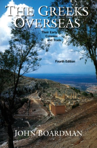 Greeks Overseas Their Early Colonies and Trade 4th 1999 (Revised) edition cover