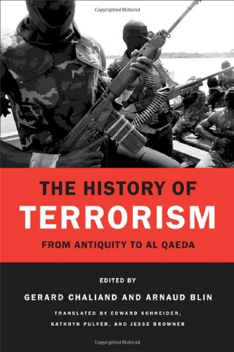 History of Terrorism From Antiquity to Al Qaeda  2007 edition cover