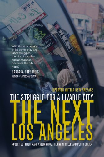 Next Los Angeles The Struggle for a Livable City 2nd 2006 (Revised) edition cover