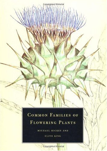 Common Families of Flowering Plants   1996 9780521576093 Front Cover